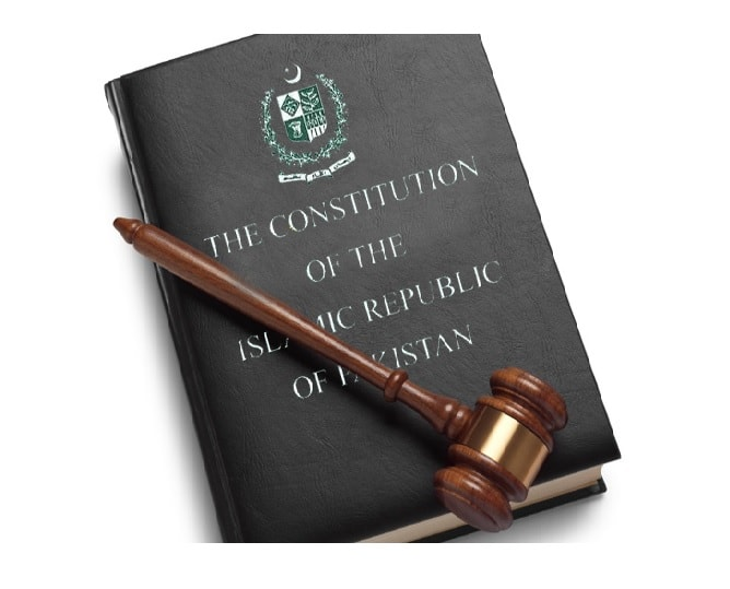 Constitution Of Pakistan Part 1 Islam to be State religion